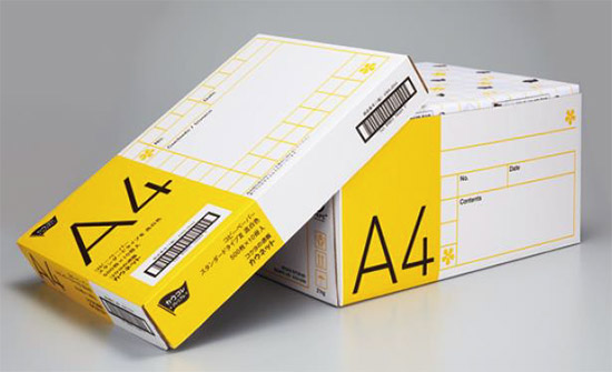 カウネット最安値「コピー用紙タイプⅢ高白色」新発売